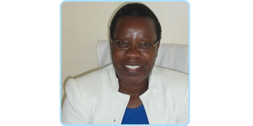 Picture of Sr. Mary Okumu