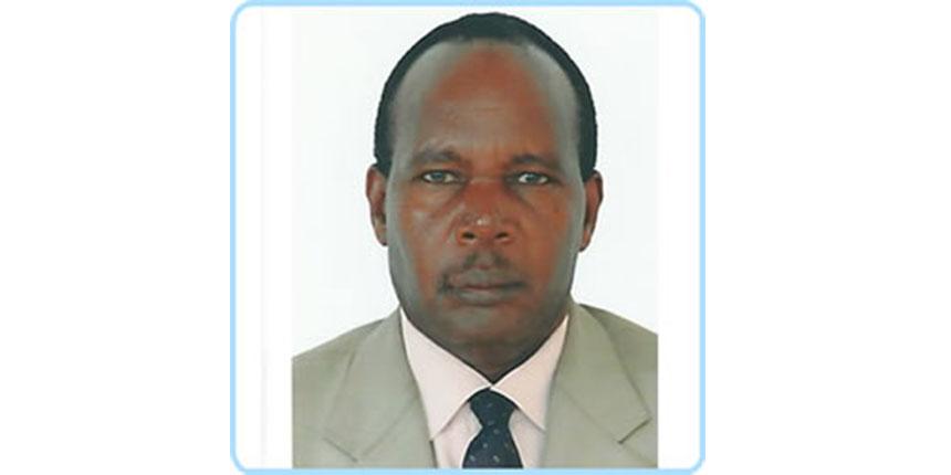 Picture of Mr. Gabriel Musilu