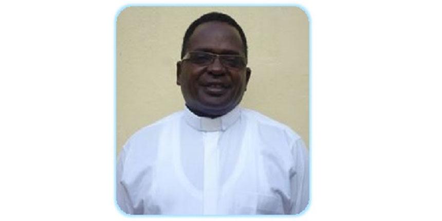 Picture of Fr. George Marete