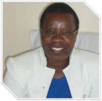 Picture of Sr. Mary Okumu